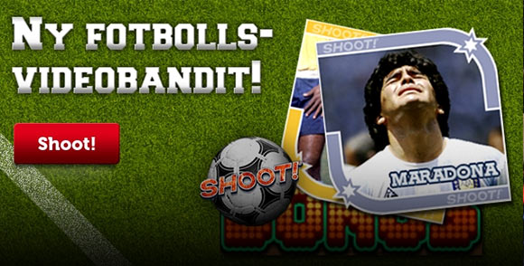 Shoot fotboll slot