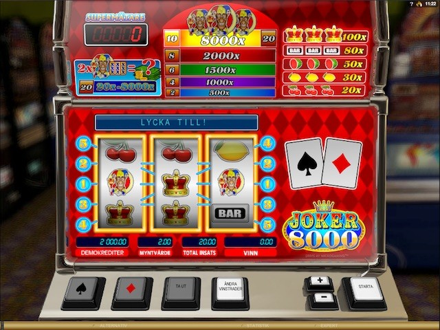 Play MegaJoker Slot Game Online | OVO Casino